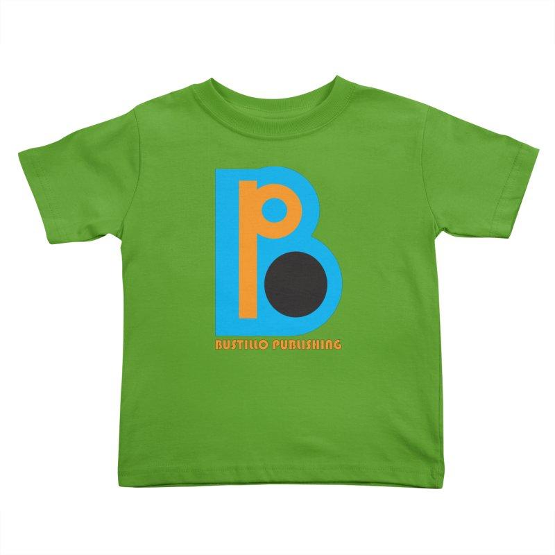 Bustillo Publishing Logo Kids Toddler T-Shirt by The Official Bustillo Publishing Shop