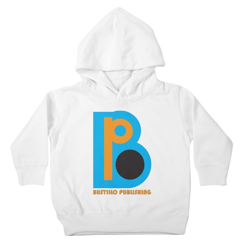 Bustillo Publishing Logo Kids Toddler Pullover Hoody by The Official Bustillo Publishing Shop