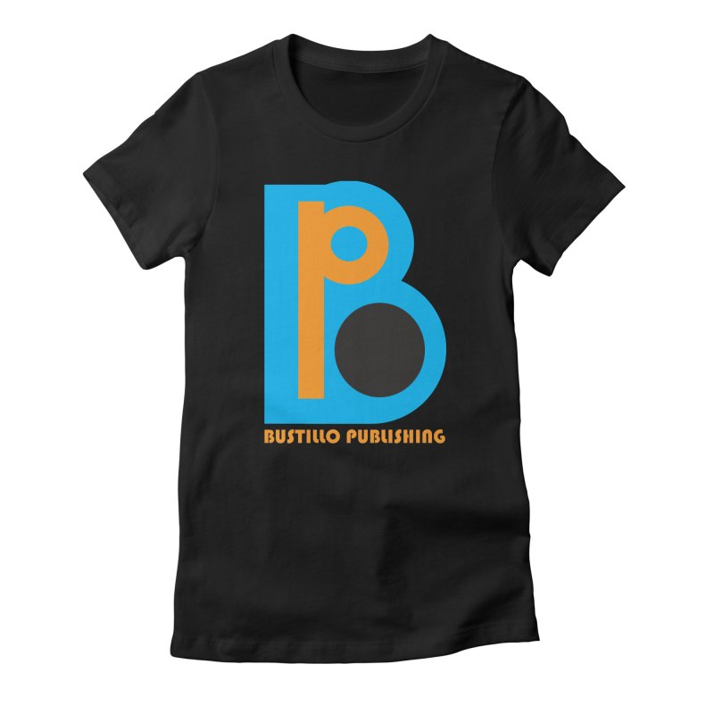 Bustillo Publishing Logo Women's Fitted T-Shirt by The Official Bustillo Publishing Shop