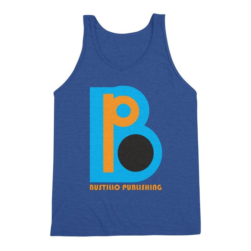 Bustillo Publishing Logo Men's Tank by The Official Bustillo Publishing Shop