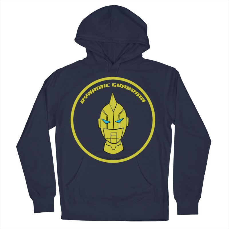 Dynamic Guardian Men's Pullover Hoody by The Official Bustillo Publishing Shop
