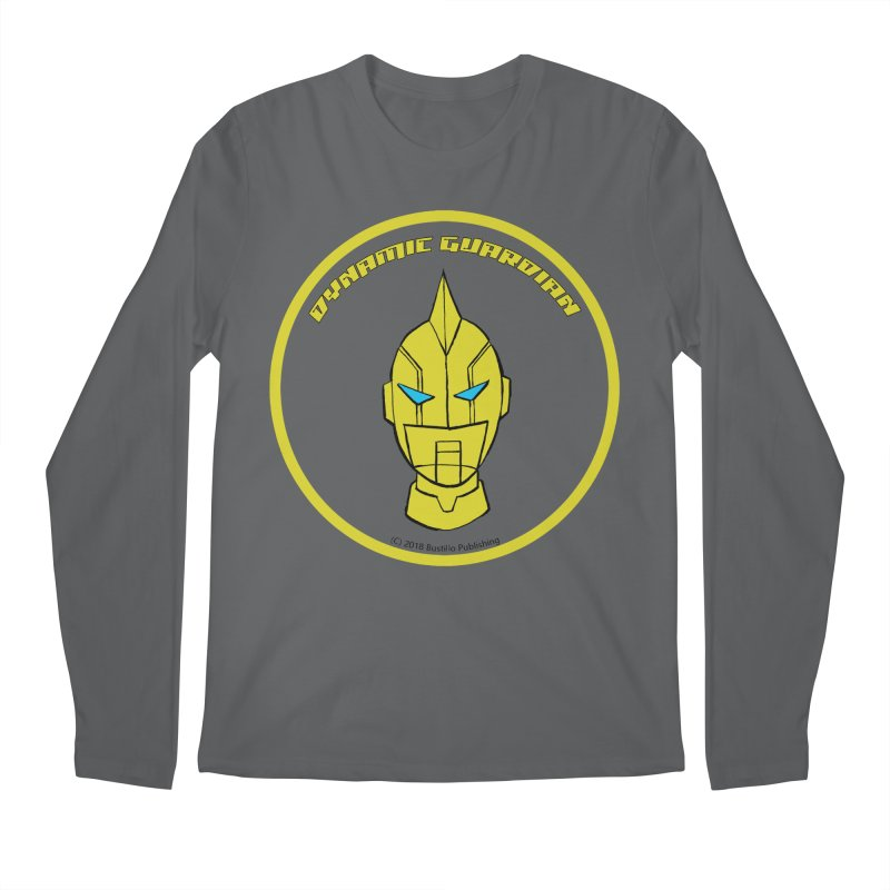 Dynamic Guardian Men's Regular Longsleeve T-Shirt by The Official Bustillo Publishing Shop