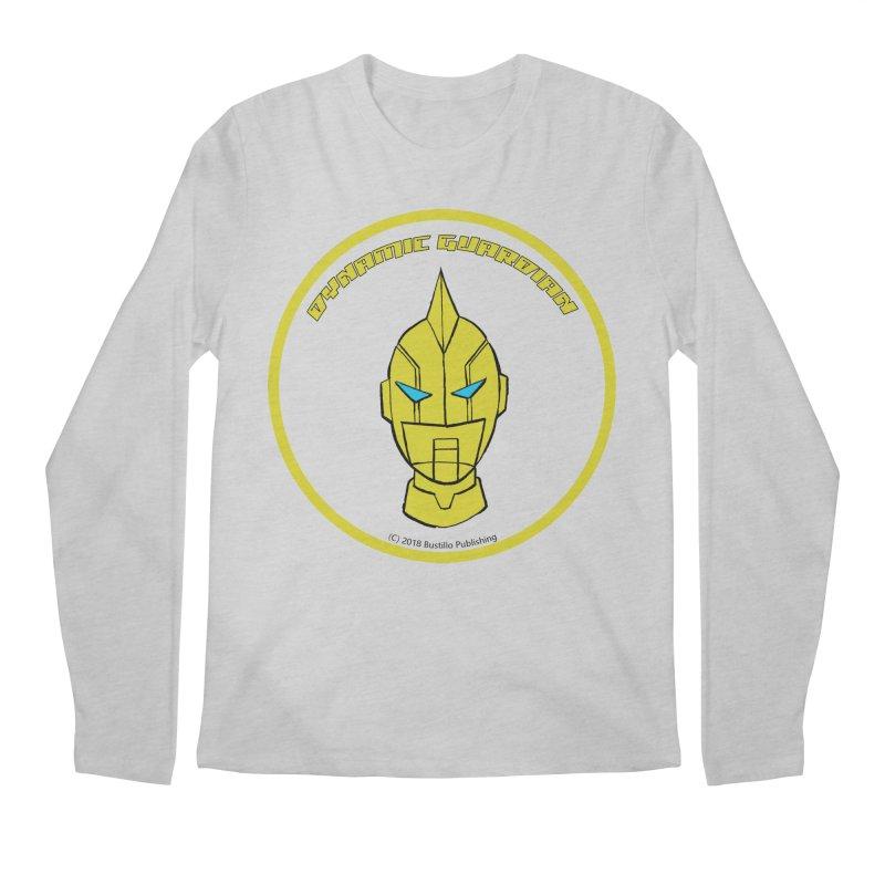 Dynamic Guardian Men's Regular Longsleeve T-Shirt by The Official Bustillo Publishing Shop