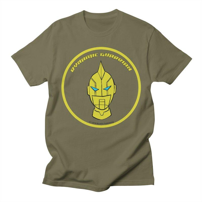 Dynamic Guardian Men's T-Shirt by The Official Bustillo Publishing Shop