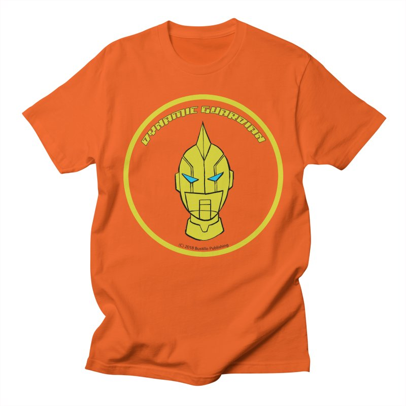 Dynamic Guardian Women's Regular Unisex T-Shirt by The Official Bustillo Publishing Shop