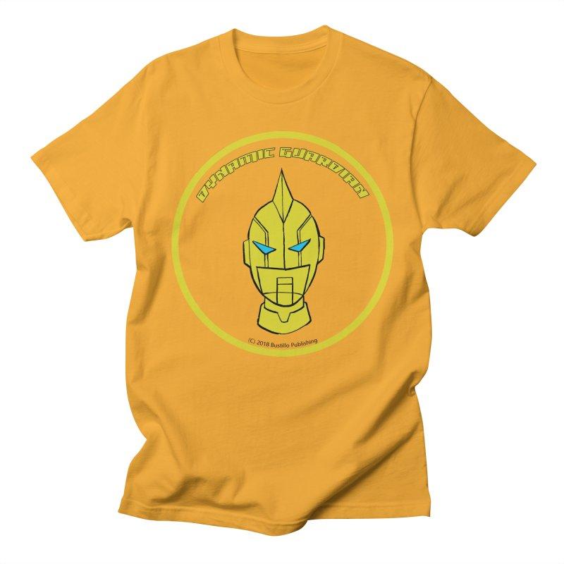 Dynamic Guardian Men's Regular T-Shirt by The Official Bustillo Publishing Shop