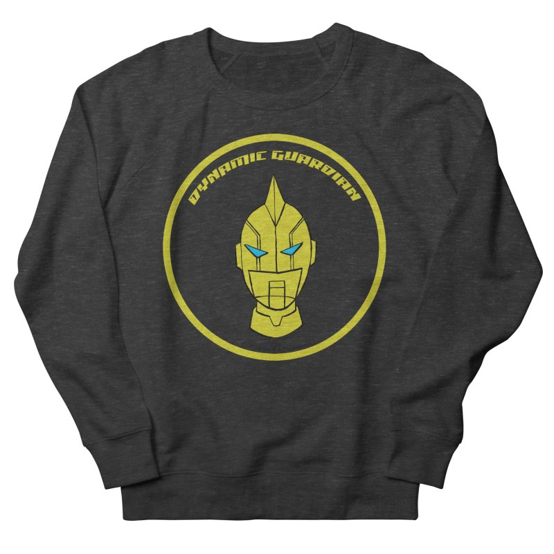 Dynamic Guardian Women's French Terry Sweatshirt by The Official Bustillo Publishing Shop
