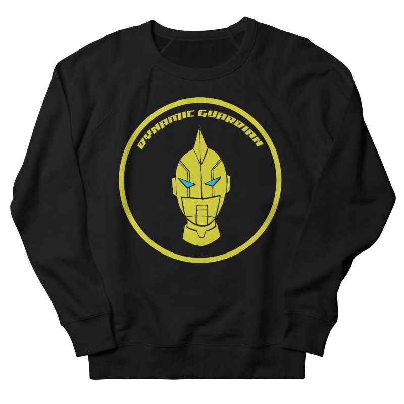 Dynamic Guardian Men's French Terry Sweatshirt by The Official Bustillo Publishing Shop