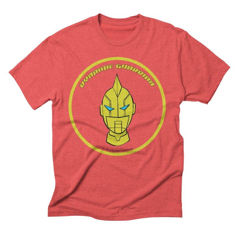 Dynamic Guardian Men's Triblend T-Shirt by The Official Bustillo Publishing Shop