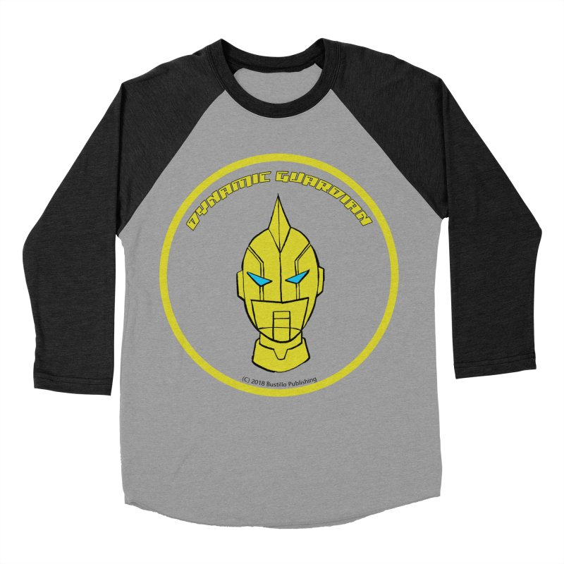 Dynamic Guardian Women's Baseball Triblend Longsleeve T-Shirt by The Official Bustillo Publishing Shop