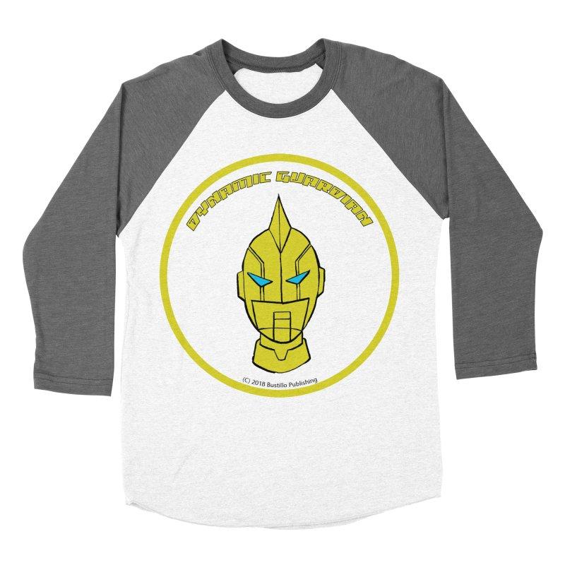 Dynamic Guardian Men's Baseball Triblend Longsleeve T-Shirt by The Official Bustillo Publishing Shop