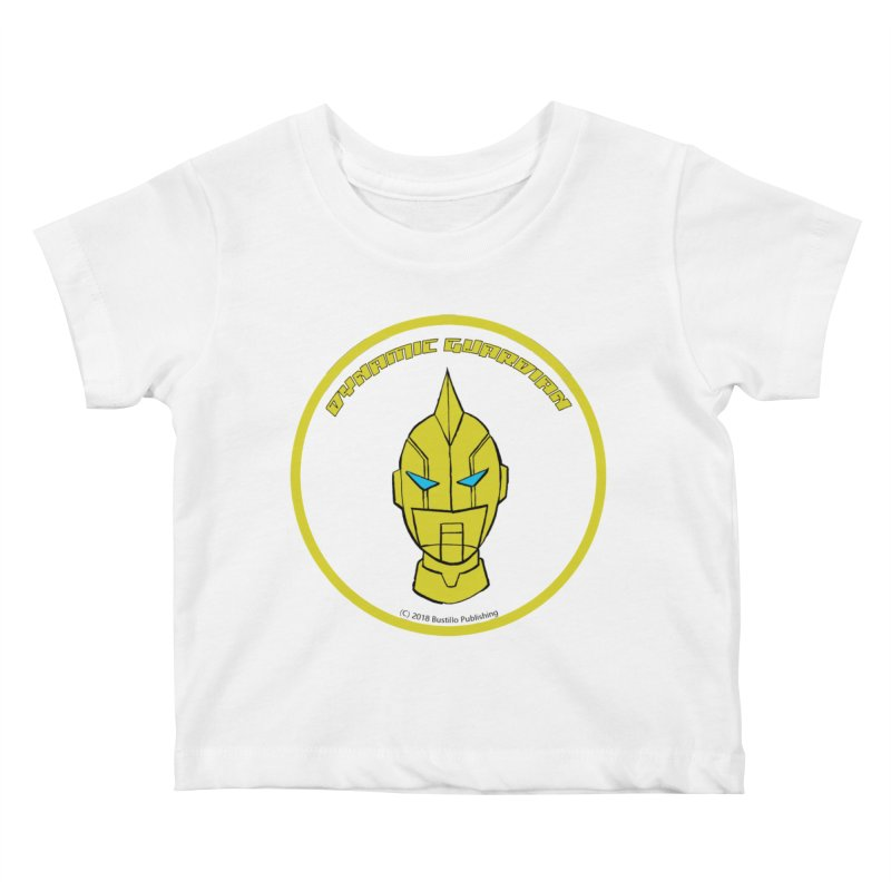 Dynamic Guardian Kids Baby T-Shirt by The Official Bustillo Publishing Shop