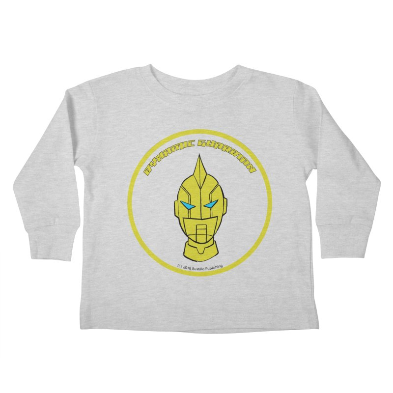 Dynamic Guardian Kids Toddler Longsleeve T-Shirt by The Official Bustillo Publishing Shop