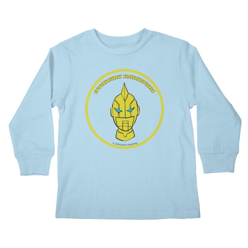 Dynamic Guardian Kids Longsleeve T-Shirt by The Official Bustillo Publishing Shop