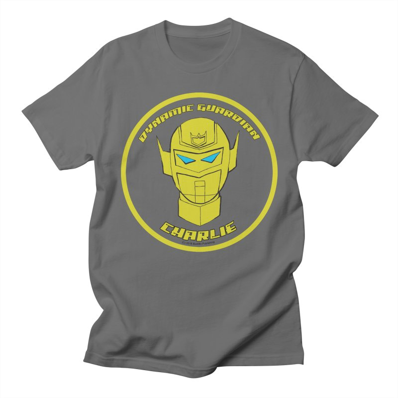 Dynamic Guardian Charlie Men's T-Shirt by The Official Bustillo Publishing Shop