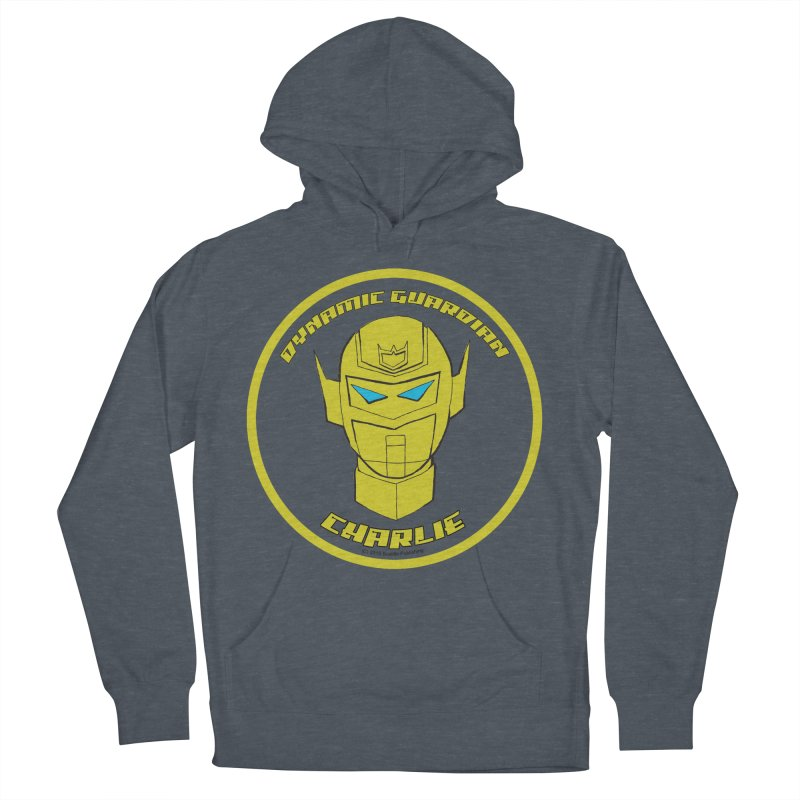 Dynamic Guardian Charlie Women's French Terry Pullover Hoody by The Official Bustillo Publishing Shop
