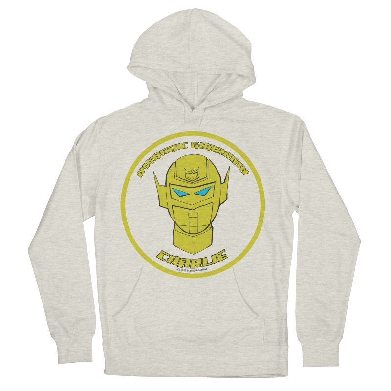 Dynamic Guardian Charlie Men's French Terry Pullover Hoody by The Official Bustillo Publishing Shop