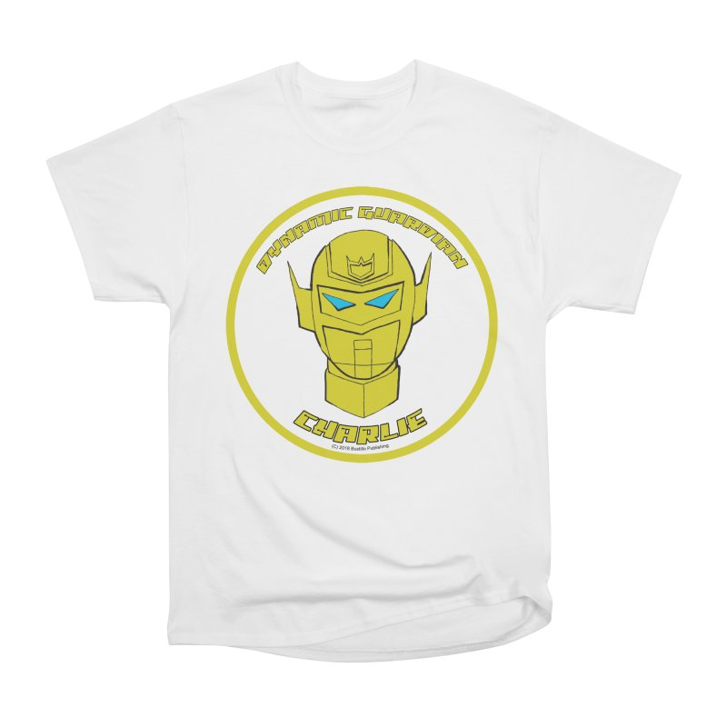 Dynamic Guardian Charlie Men's Heavyweight T-Shirt by The Official Bustillo Publishing Shop