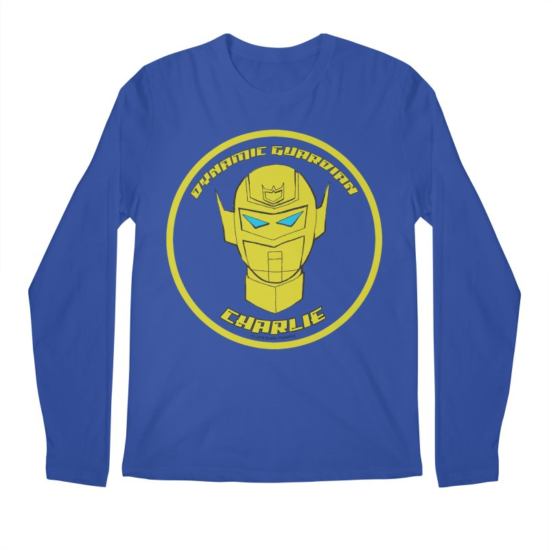 Dynamic Guardian Charlie Men's Regular Longsleeve T-Shirt by The Official Bustillo Publishing Shop