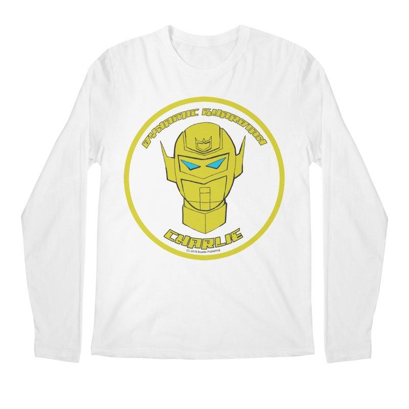 Dynamic Guardian Charlie Men's Regular Longsleeve T-Shirt by The Official Bustillo Publishing Shop