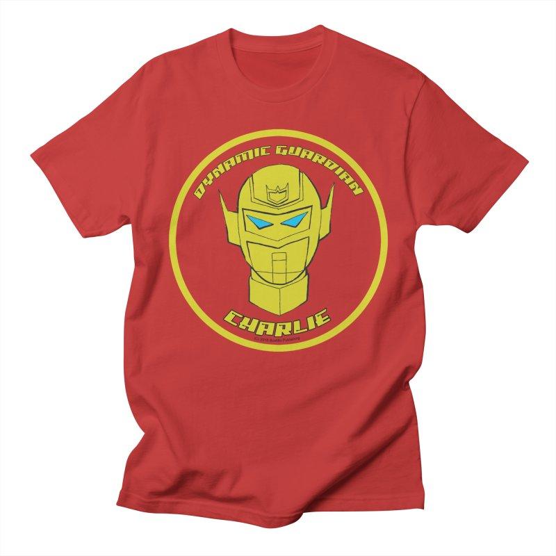 Dynamic Guardian Charlie Men's Regular T-Shirt by The Official Bustillo Publishing Shop