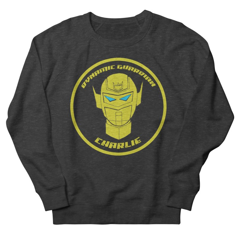 Dynamic Guardian Charlie Women's French Terry Sweatshirt by The Official Bustillo Publishing Shop
