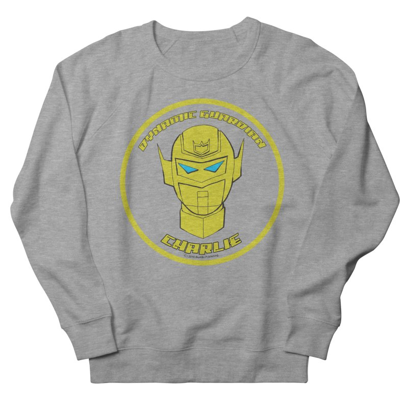 Dynamic Guardian Charlie Men's French Terry Sweatshirt by The Official Bustillo Publishing Shop