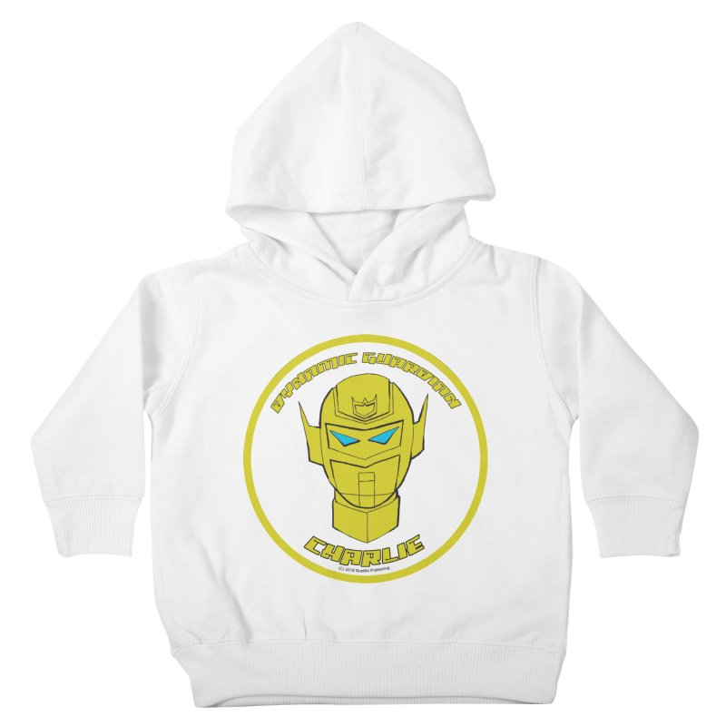 Dynamic Guardian Charlie Kids Toddler Pullover Hoody by The Official Bustillo Publishing Shop