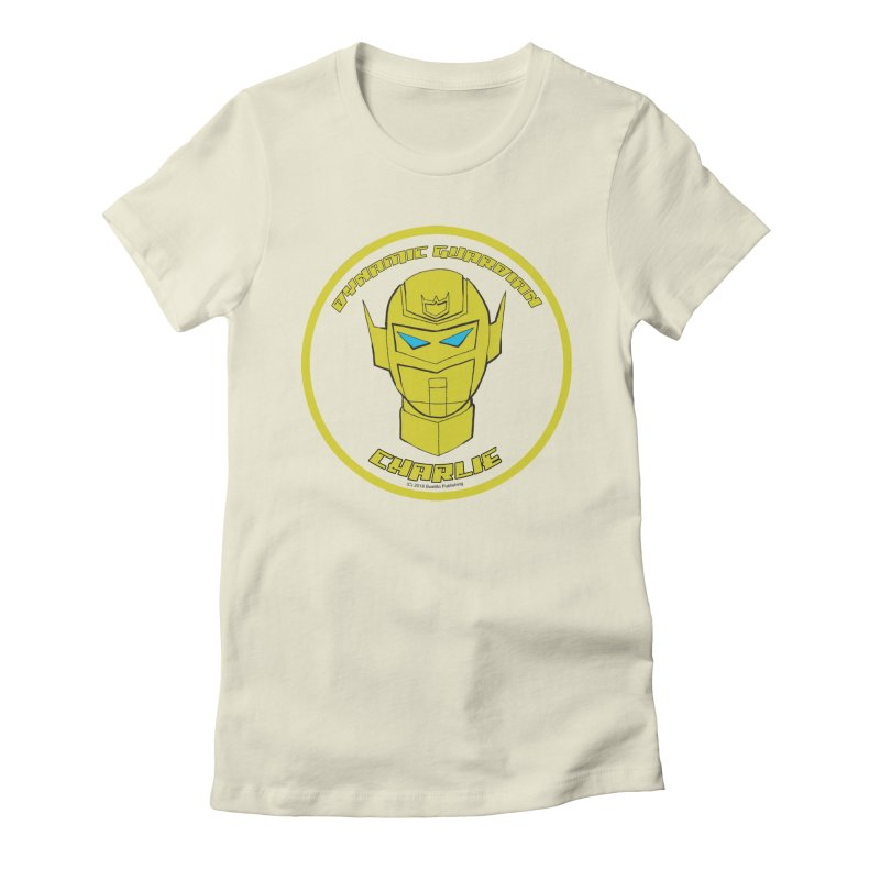 Dynamic Guardian Charlie Women's Fitted T-Shirt by The Official Bustillo Publishing Shop