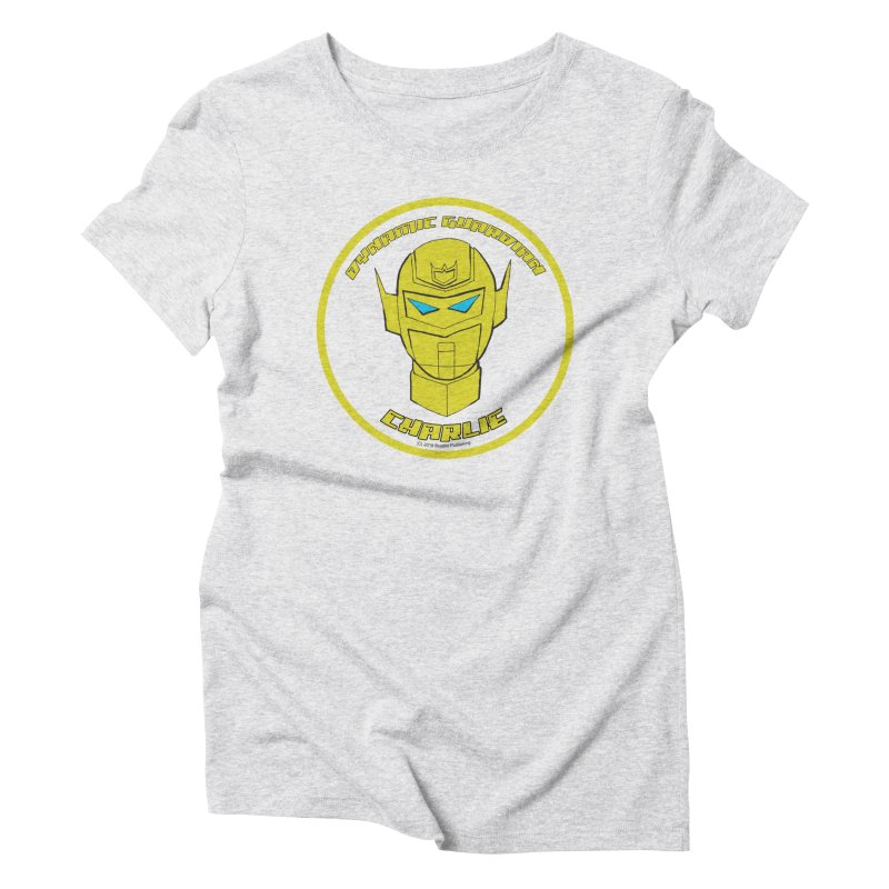 Dynamic Guardian Charlie Women's T-Shirt by The Official Bustillo Publishing Shop