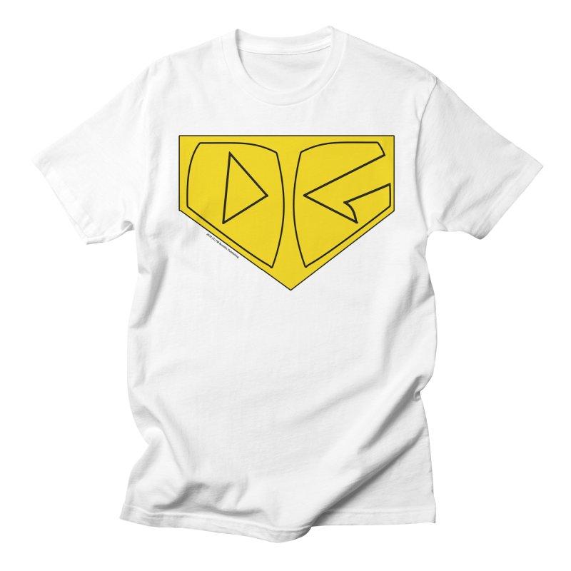Dynamic Guardian Emblem Men's T-Shirt by The Official Bustillo Publishing Shop