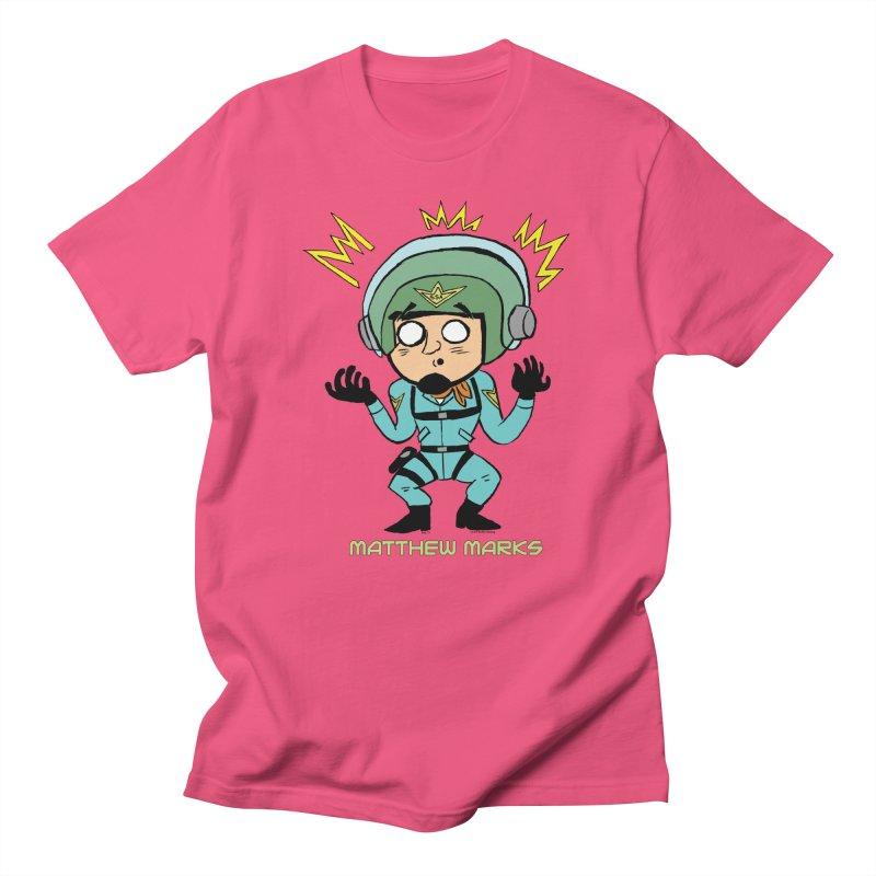 Matthew Marks Surprised Women's Regular Unisex T-Shirt by The Official Bustillo Publishing Shop