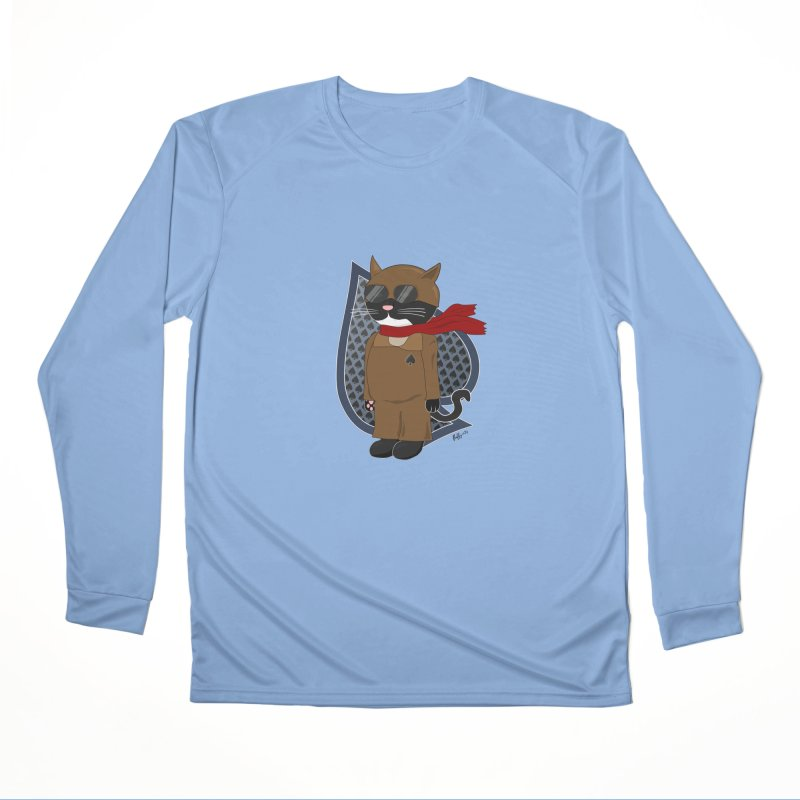 Ace of Spades Men's Longsleeve T-Shirt by busybee apparel
