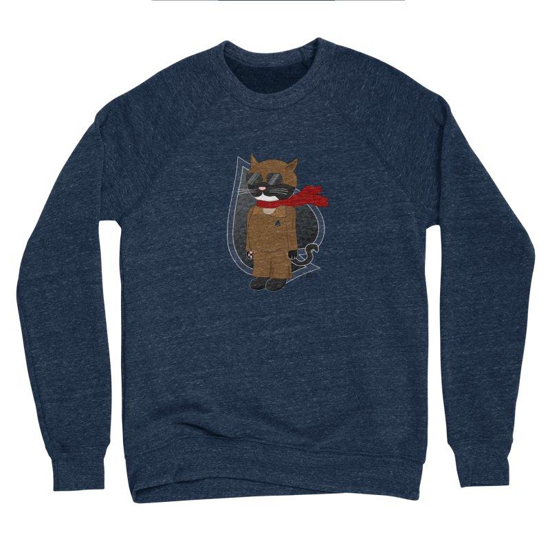 Ace of Spades Men's Sponge Fleece Sweatshirt by busybee apparel