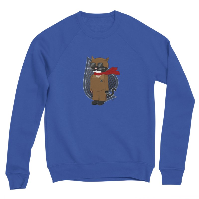 Ace of Spades Men's Sweatshirt by busybee apparel