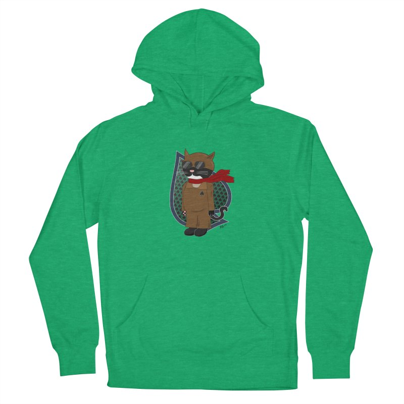 Ace of Spades Men's French Terry Pullover Hoody by busybee apparel