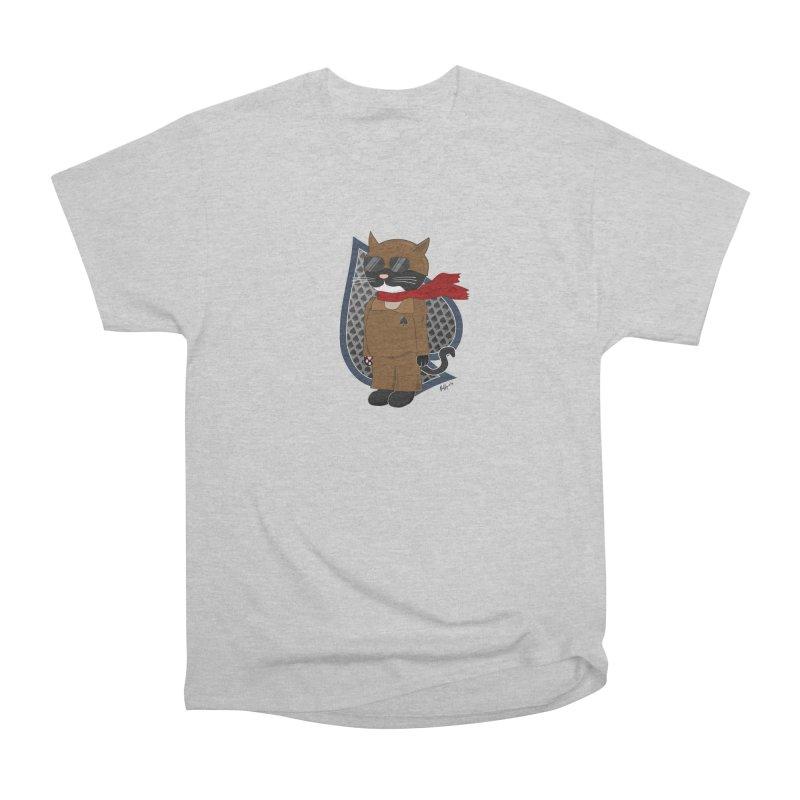 Ace of Spades Women's Heavyweight Unisex T-Shirt by busybee apparel