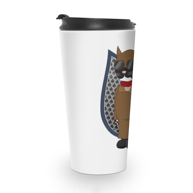 Ace of Spades Accessories Travel Mug by busybee apparel