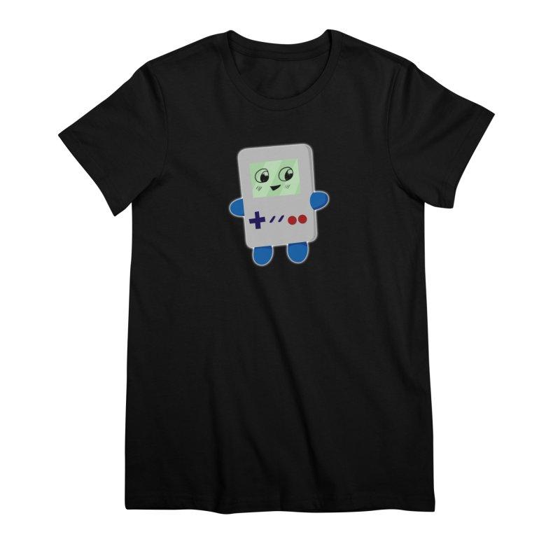 Chibi GB-Chan! Women's Premium T-Shirt by busybee apparel