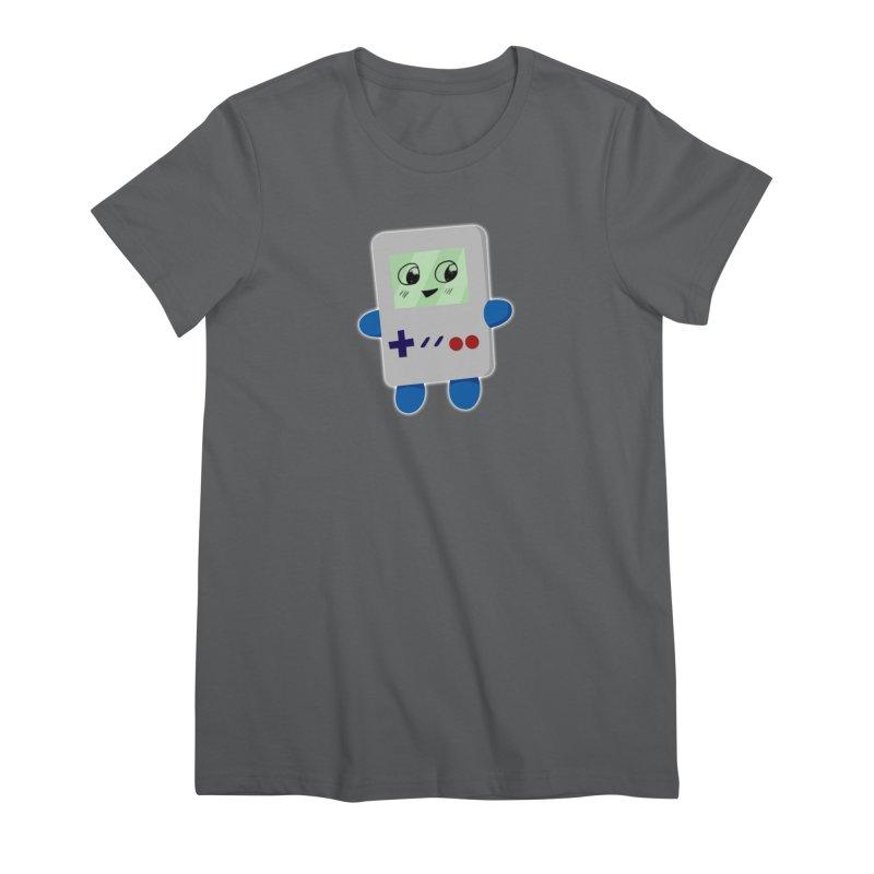 Chibi GB-Chan! Women's T-Shirt by busybee apparel