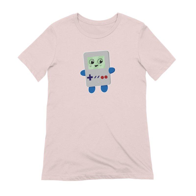 Chibi GB-Chan! Women's Extra Soft T-Shirt by busybee apparel