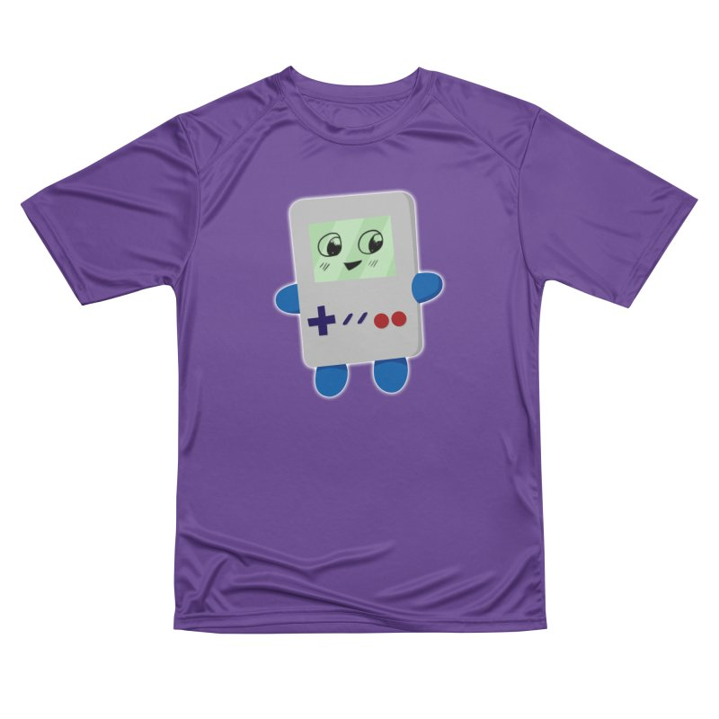 Chibi GB-Chan! Women's Performance Unisex T-Shirt by busybee apparel