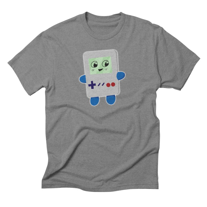 Chibi GB-Chan! Men's Triblend T-Shirt by busybee apparel