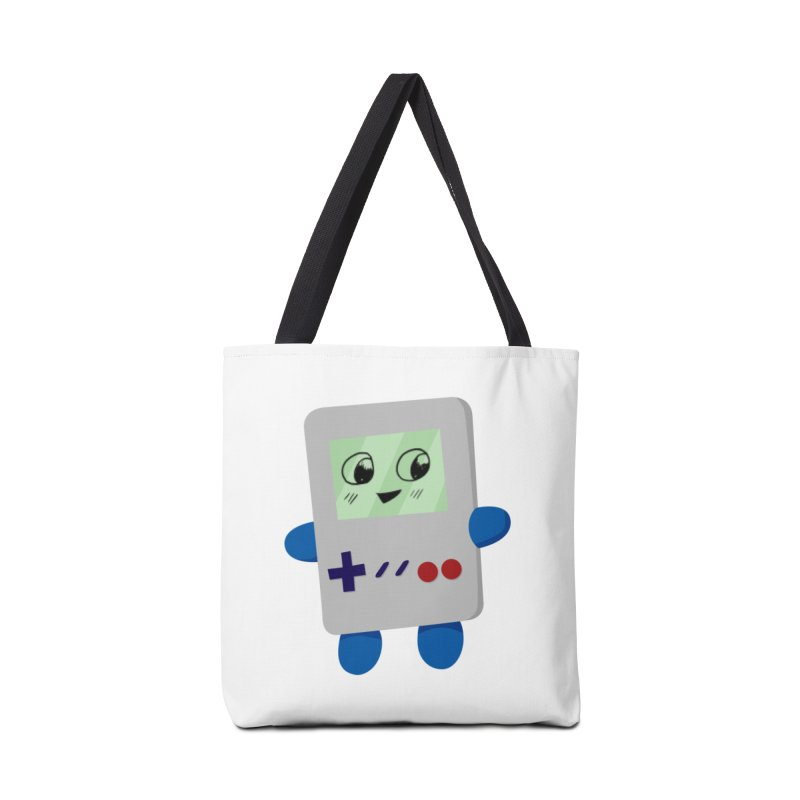 Chibi GB-Chan! Accessories Tote Bag Bag by busybee apparel