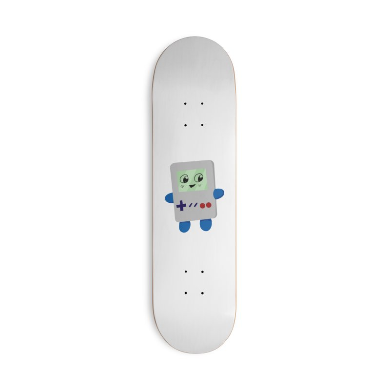 Chibi GB-Chan! Accessories Deck Only Skateboard by busybee apparel
