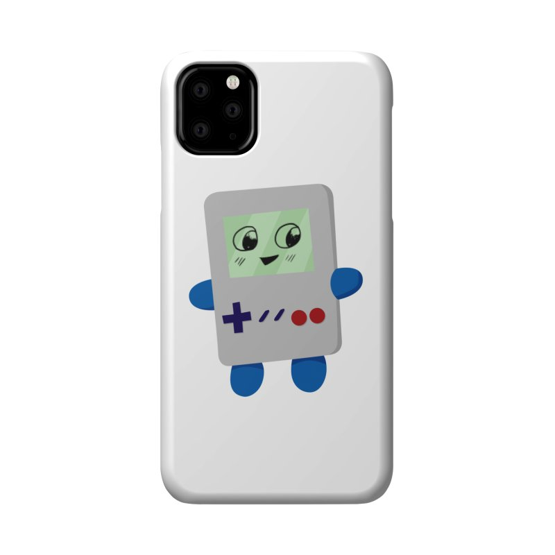 Chibi GB-Chan! Accessories Phone Case by busybee apparel
