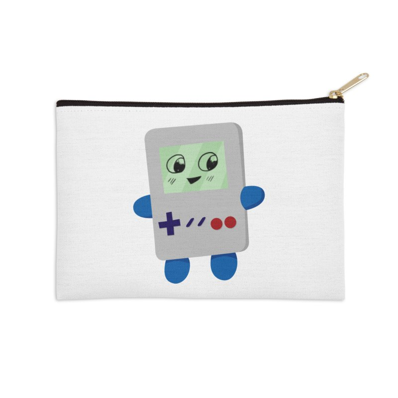 Chibi GB-Chan! Accessories Zip Pouch by busybee apparel
