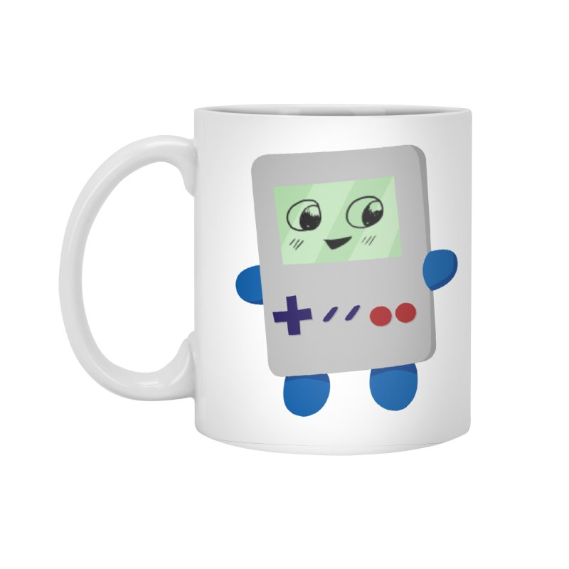 Chibi GB-Chan! Accessories Standard Mug by busybee apparel