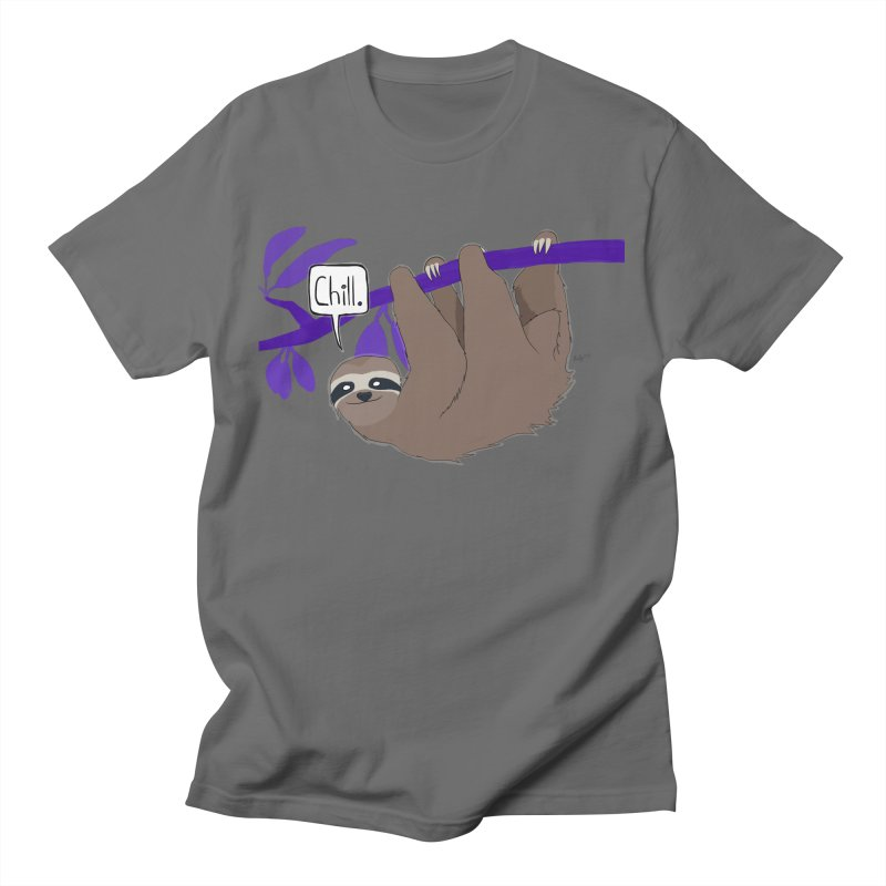 Chill Men's T-Shirt by busybee apparel