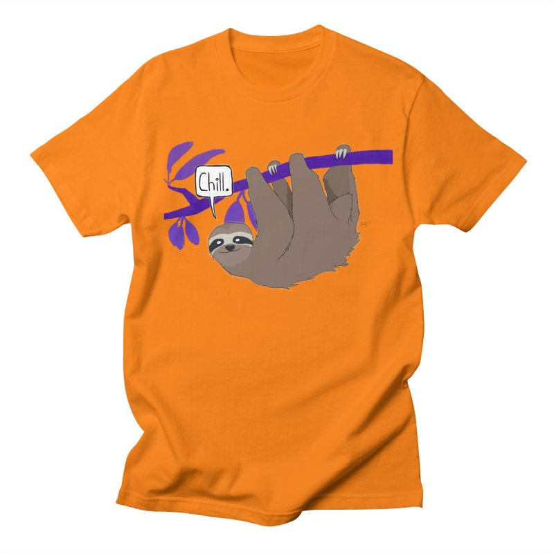 Chill Women's Regular Unisex T-Shirt by busybee apparel